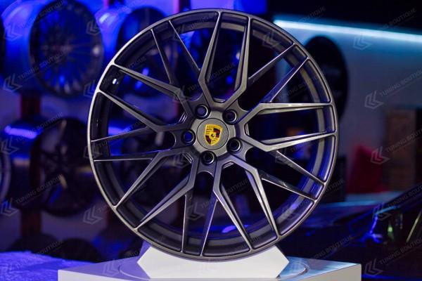 """20"""" ковка на зиму для стильного Porsche Macan"""